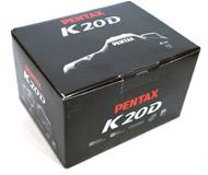 Фотоаппарат Pentax K20D в продаже